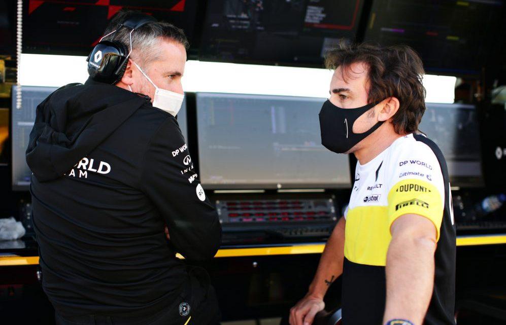 """Alonso: """"Potremmo lottare per il 6° posto o per il 15°."""""""