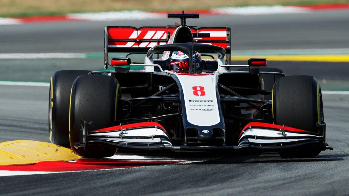 La Haas potrebbe sfoggiare una nuova livrea rosa per il 2021?