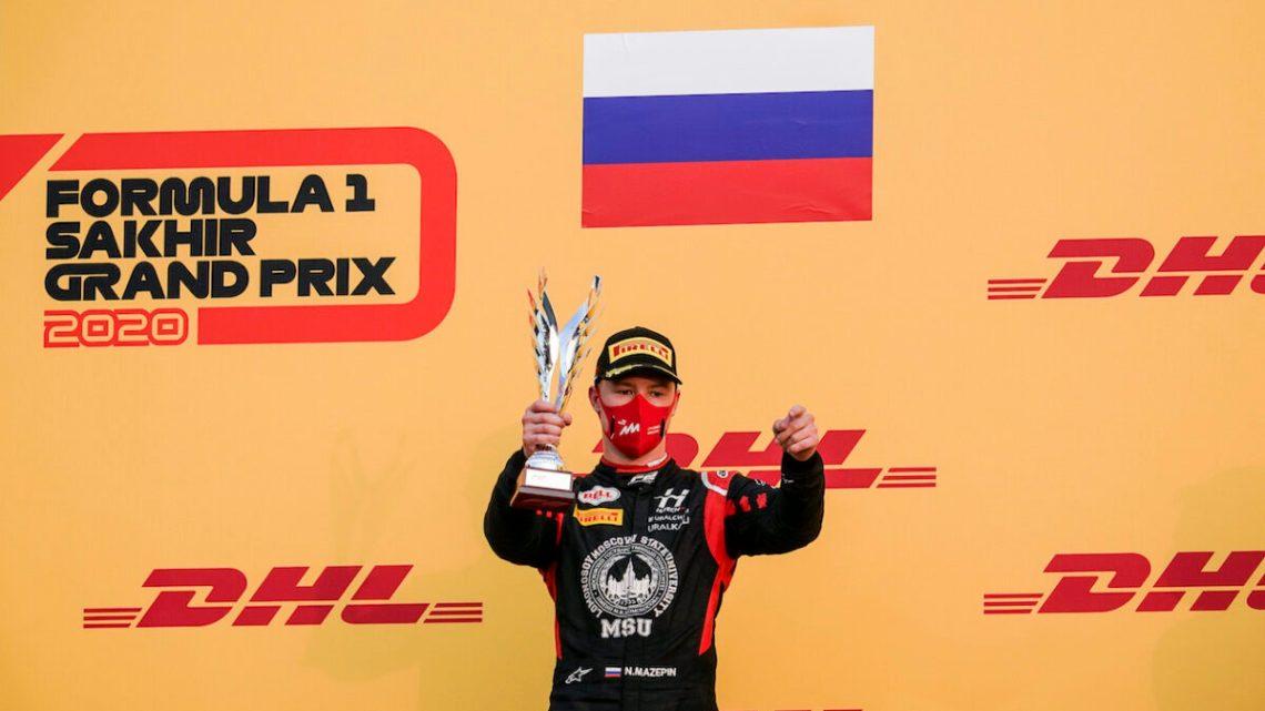 Nikita Mazepin correrà come pilota neutrale per le prossime due stagioni.