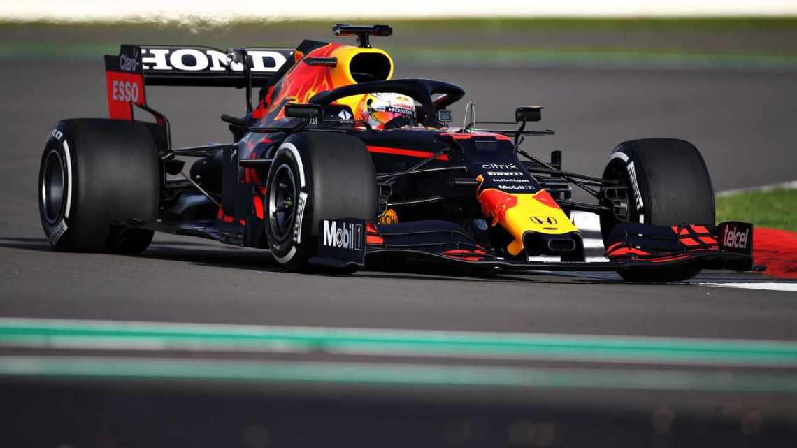 "Verstappen sulla nuova RB16B: ""Basta che sia veloce."""