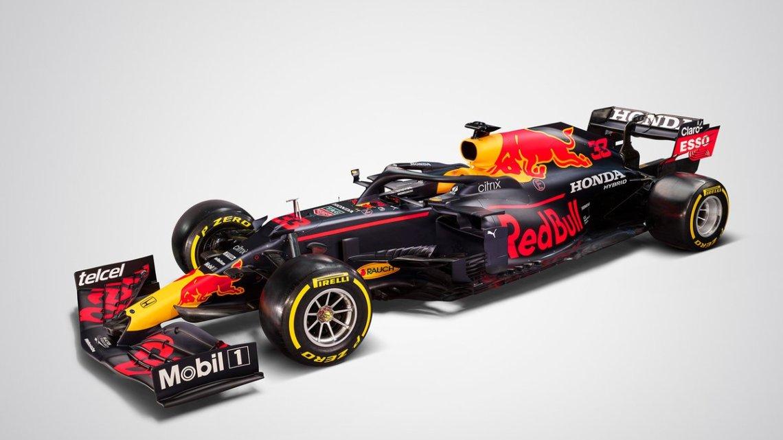 La Red Bull svela la nuova RB16B. Può impensierire la Mercedes?