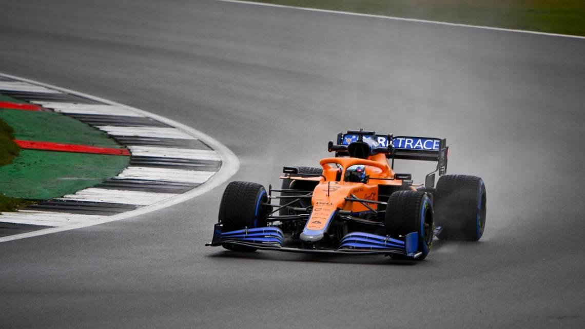 """Daniel Ricciardo: """"Norris è il più esperto in McLaren."""""""