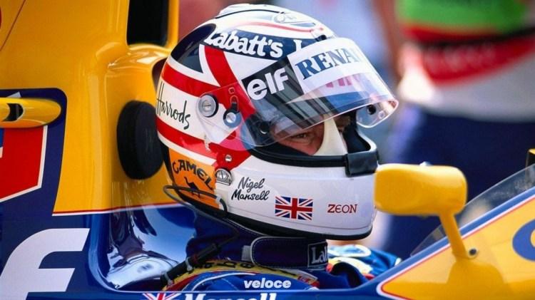 Casco Mansell