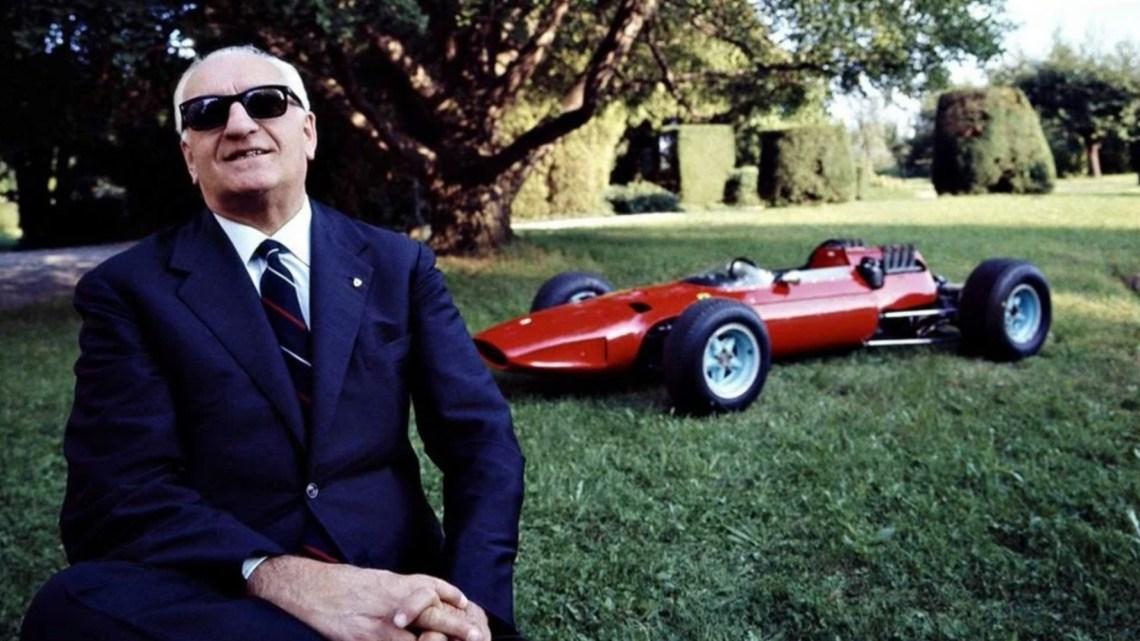 Grazie Enzo, grazie Ferrari.