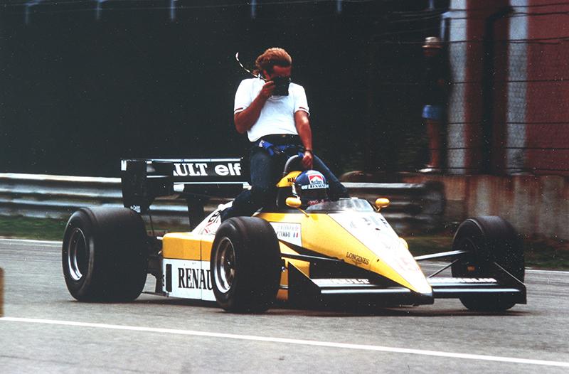 Intervista ad Angelo Orsi – una vita passata a correre con le Formula 1