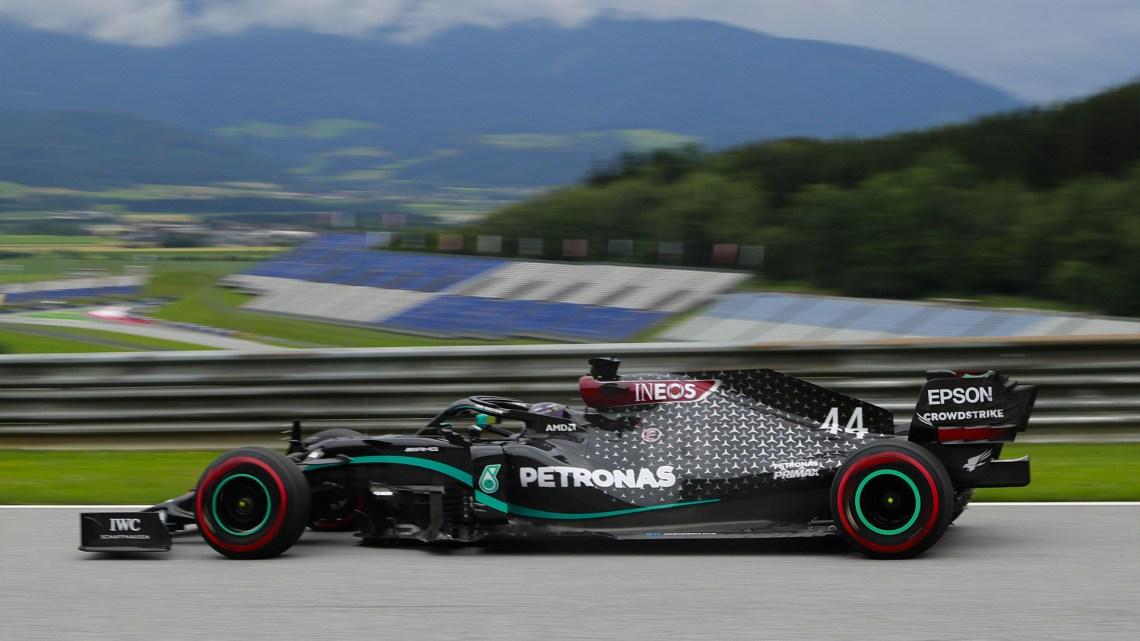 Mercedes annuncia la presentazione della nuova W12.