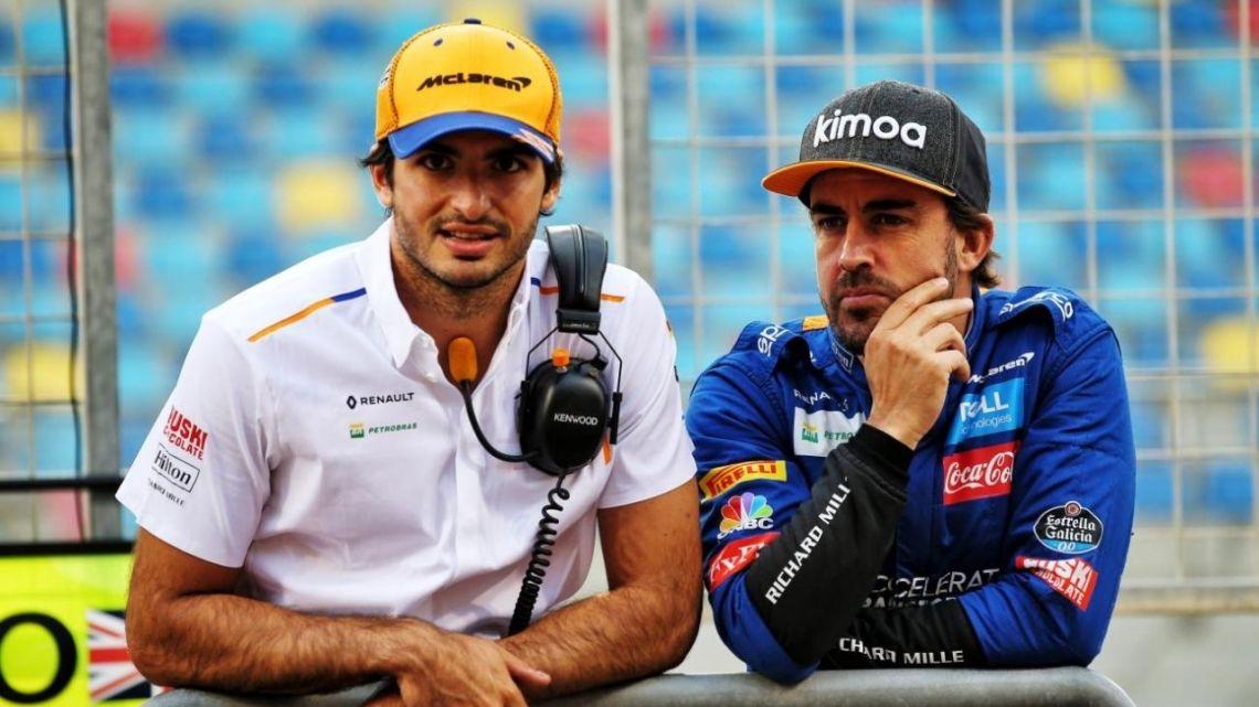 Gli spagnoli in Ferrari: riuscirà Sainz ad eguagliare il primo anno di Alonso?