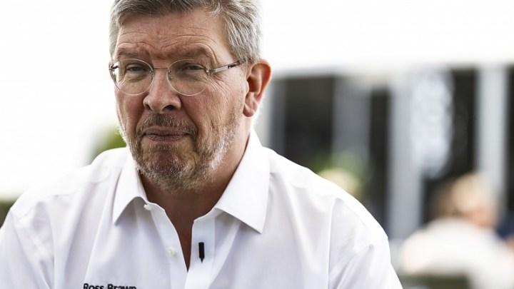 """Ross Brawn ed il caso curva 4 – """"Giusta la decisione presa dalla Red Bull""""."""