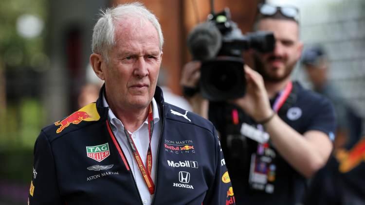 Helmut Marko, consulente Red Bull