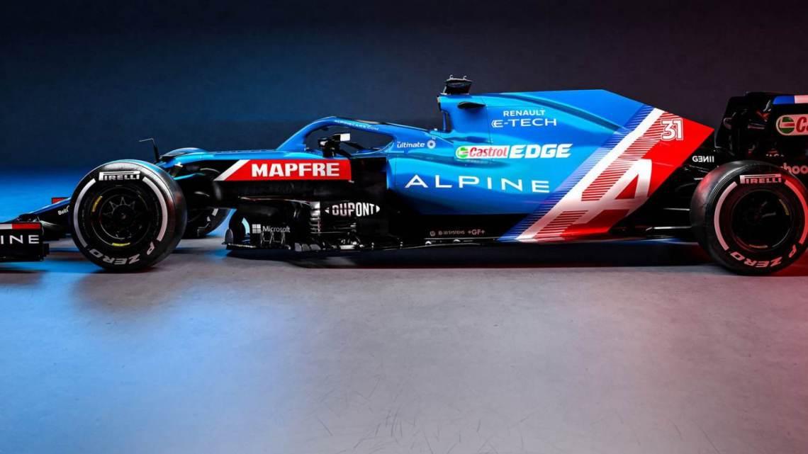 Alpine: a cosa può ambire il team francese nel 2021?