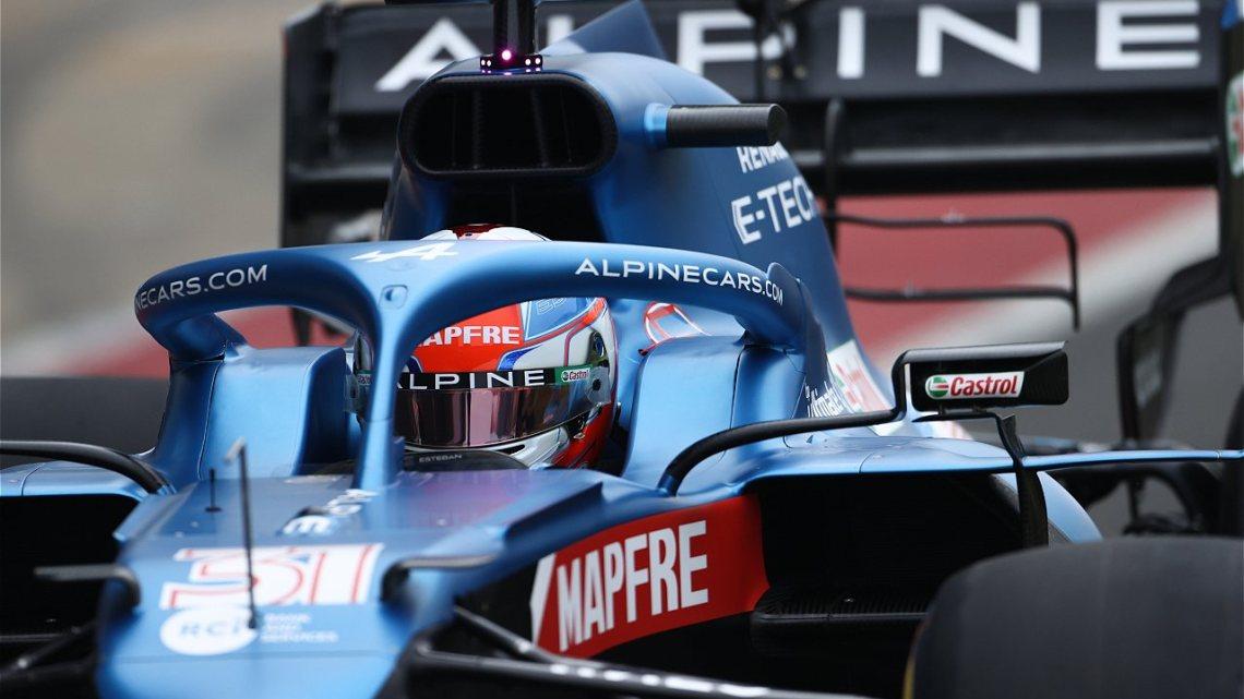 Filming Day Alpine: Ocon in pista, Alonso non c'è. Tutti i dettagli