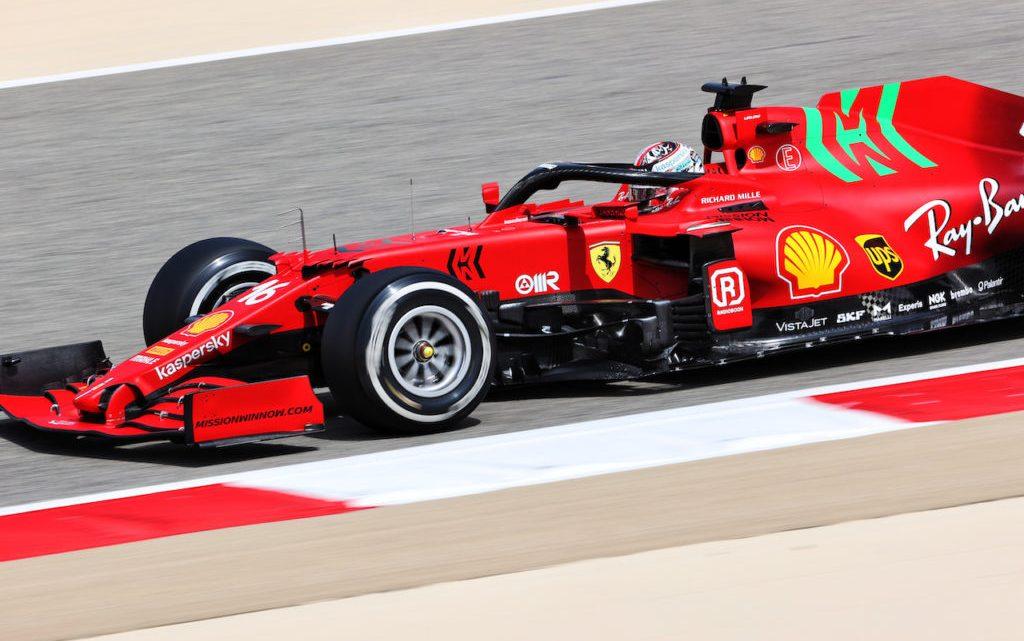 """Le prime impressioni di Leclerc: """"La vettura si comporta come ci aspettavamo."""""""