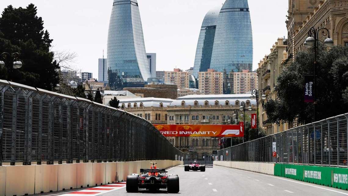 Baku si disputerà a porte chiuse: è il primo GP ad annunciarlo nel 2021.