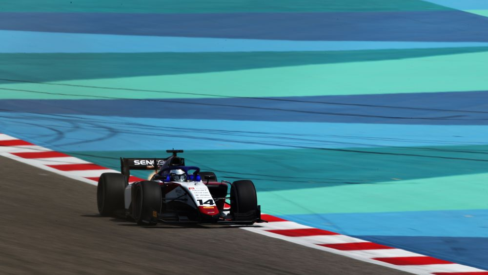 F2 | Test in Bahrain – primo giorno