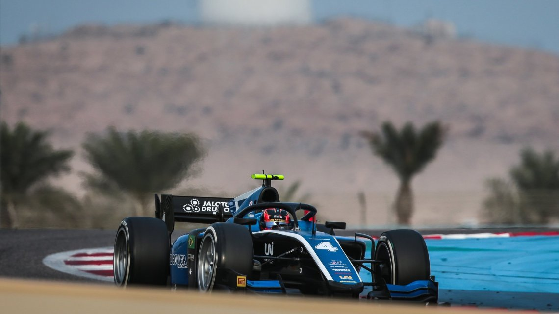 Formula 2: Drugovich svetta nelle prove libere. Parte forte Lawson.