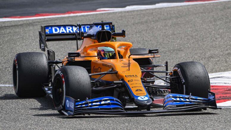 Secondo giorno di test: dopo una mattinata movimentata è Ricciardo a comandare il gruppo