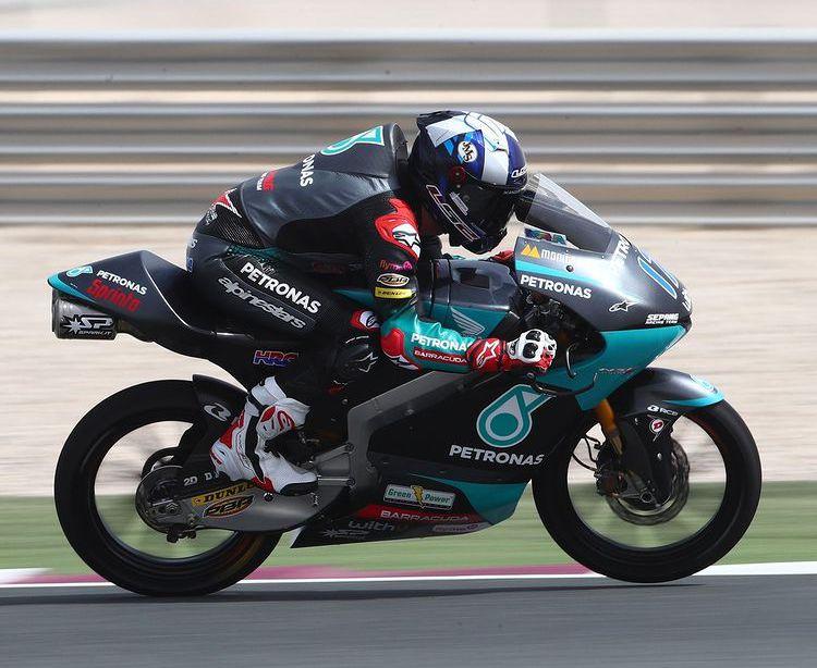 Test Qatar | Il team Petronas in vetta con McPhee in Moto3 e Vierge in Moto2