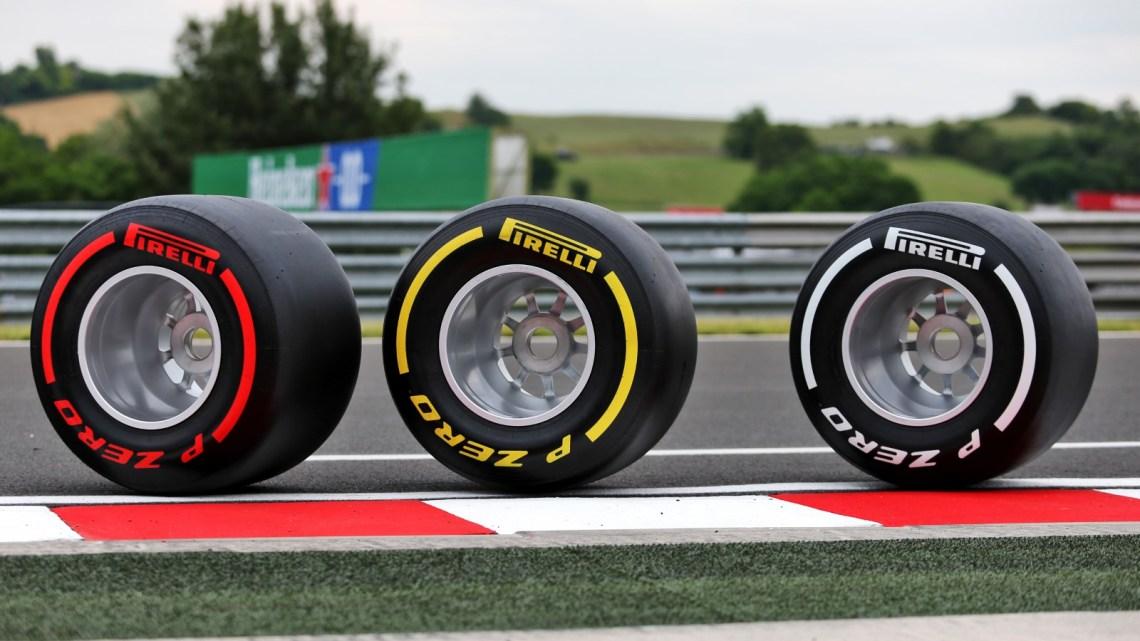 Le Pirelli del 2021 saranno quattro decimi più lente rispetto al 2020.