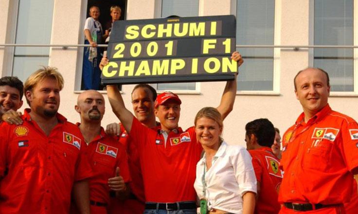 Come sono andati gli ultimi anni '1 in Formula 1?
