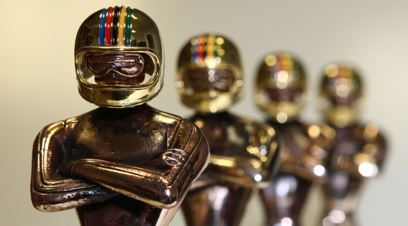 Caschi d'oro 2020: consegnati i premi del motorsport