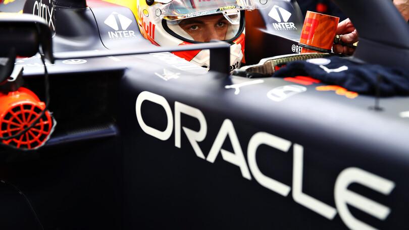 Max Verstappen è ancora il più veloce nelle FP3.
