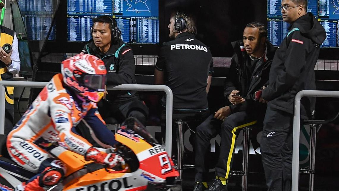 Marquez e Hamilton, storie di un dominio. Chi è il migliore?