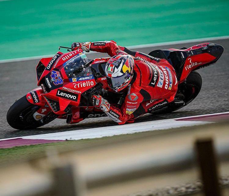 MotoGP: Nelle FP2 è doppietta Ducati con Miller e Bagnaia