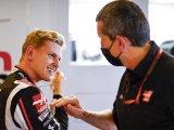 Steiner e Mick Schumacher, Haas F1