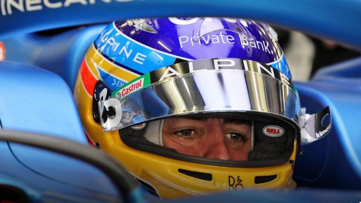 """De Meo fiducioso: """"L'esperienza di Alonso ci servirà per arrivare al Top"""""""