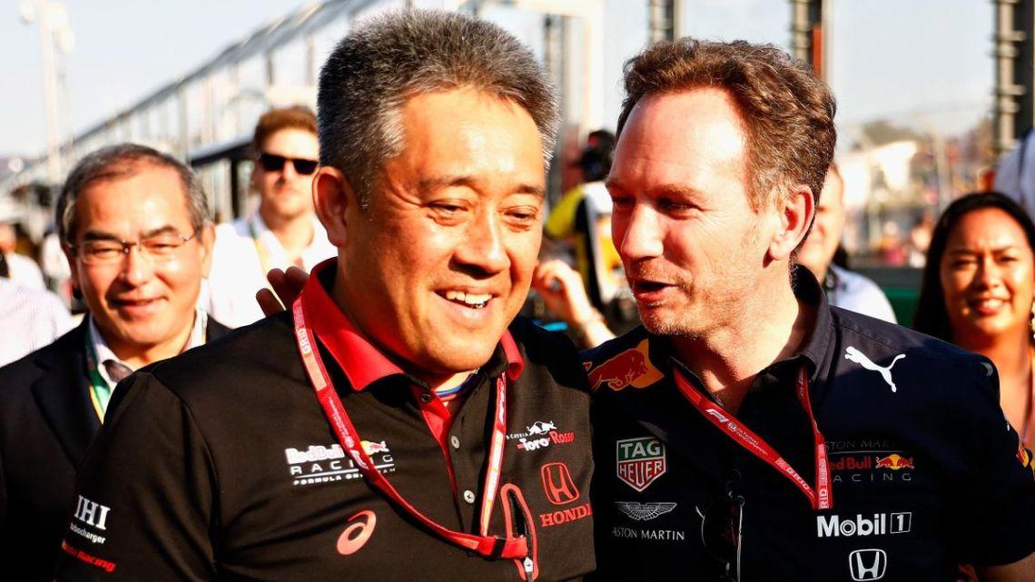 Red Bull – Il CEO Honda si è detto deluso per la mancata vittoria in Bahrain