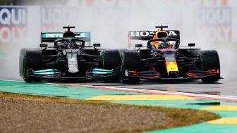 Hamilton Vettel Verstappen