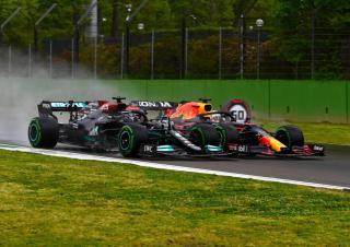Honda Red Bull Verstappen Imola Tanabe