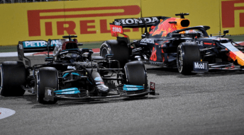 Max Verstappen Red Bull Lewis Hamilton