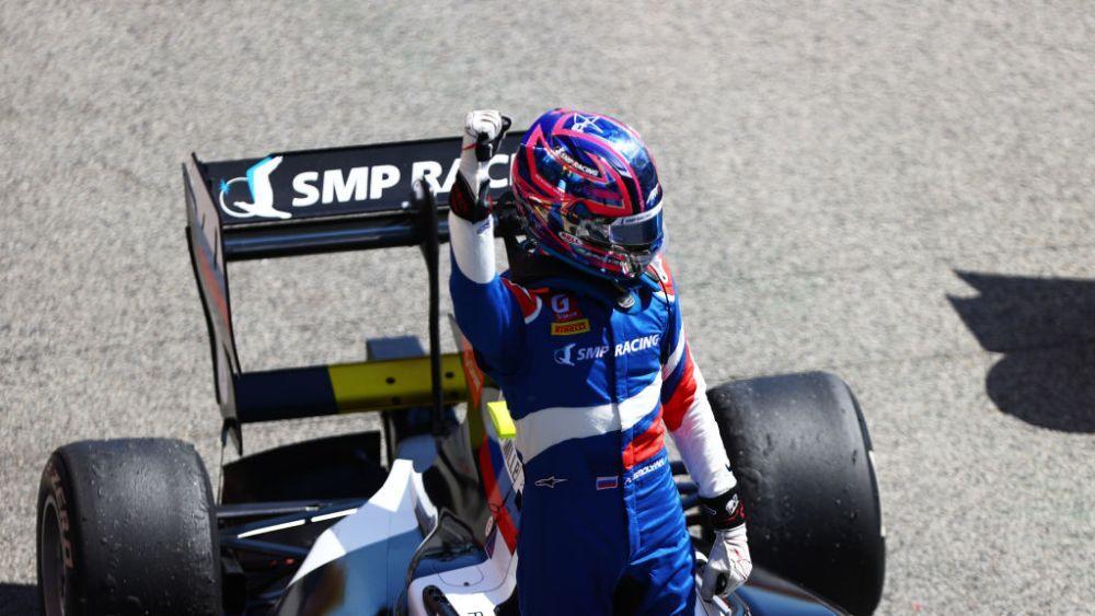 F3   Barcellona, gara 1 – Vince Smolyar, davanti ad un super Novalak, ma la safety car ci toglie il finale con il botto.