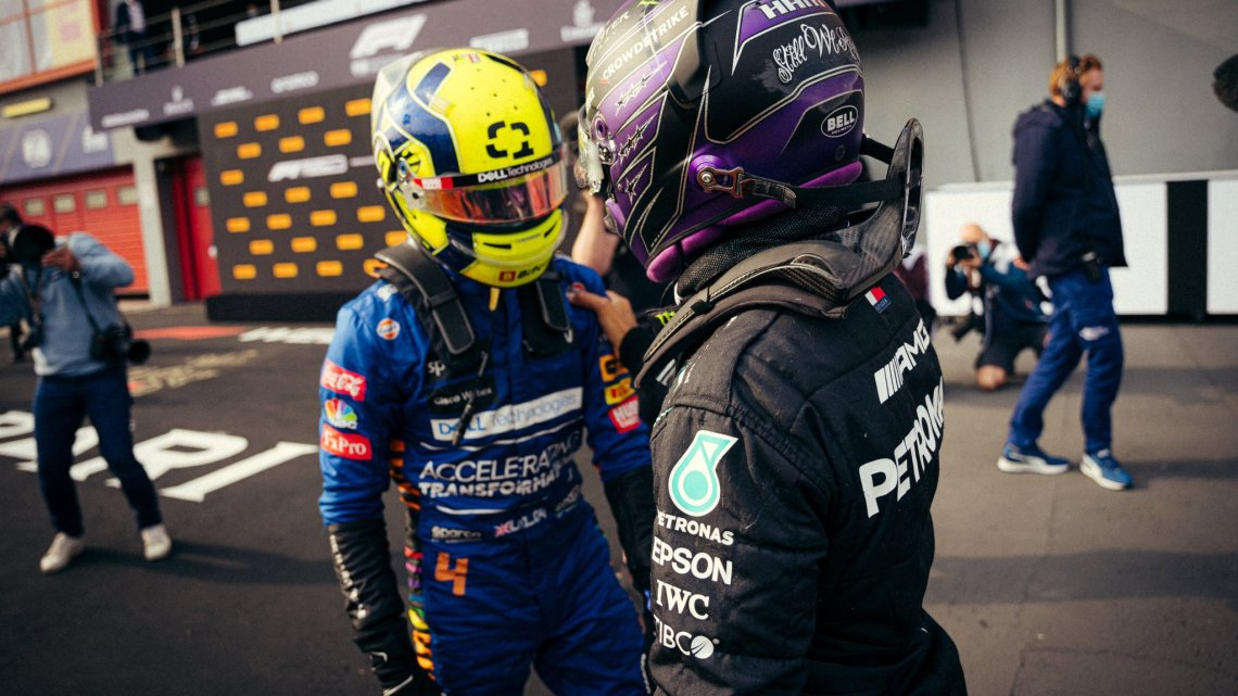 Seidl: Norris dovrebbe imparare da Hamilton per diventare un campione