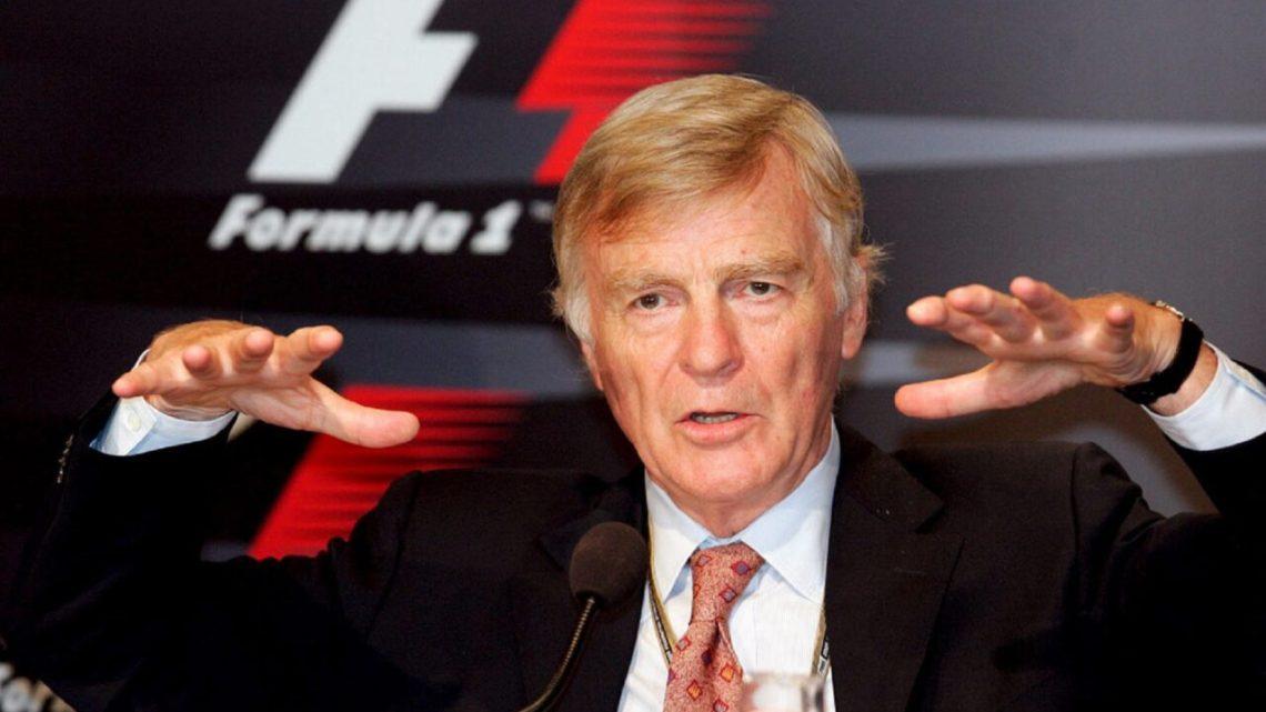 Max Mosley: chi è stato e come ha cambiato la Formula 1