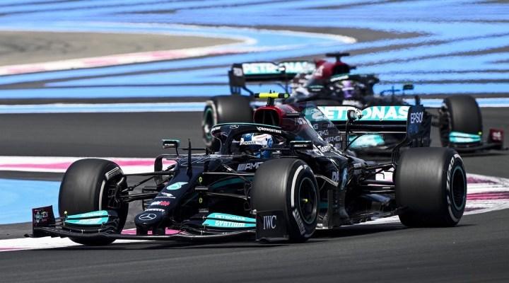 FP1 GP Francia: Bottas precede Hamilton e Verstappen