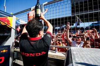 Toyoharu Tanabe Honda Red Bull Alpha Tauri Paul Ricard Red Bull Ring Zeltweg