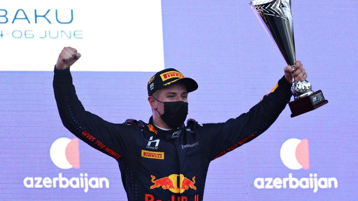 F2 | Gran Premio dell'Azerbaigian – Vips domina una grandissima feature race, seguono le due Prema.