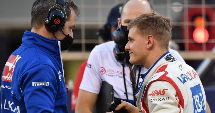 Mick Schumacher, pilota Haas per la stagione 2021