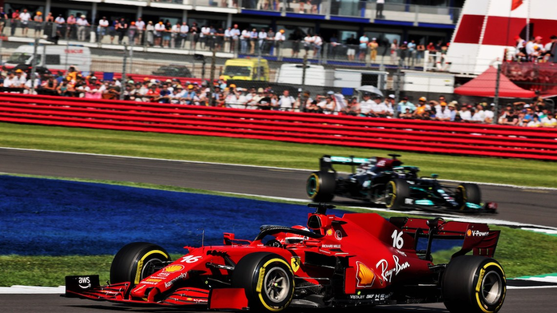 GP di Gran Bretagna: Ferrari competitiva, ma il merito è anche del caldo