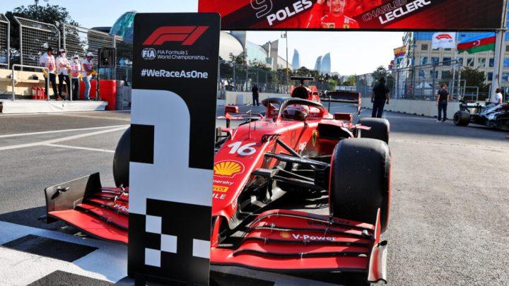 """Leclerc: """"Vittoria in Ungheria? Ottimistico"""""""