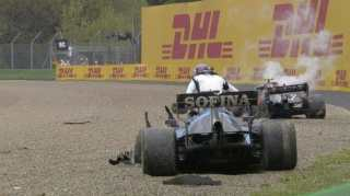 Hamilton Russell Bottas Mercedes