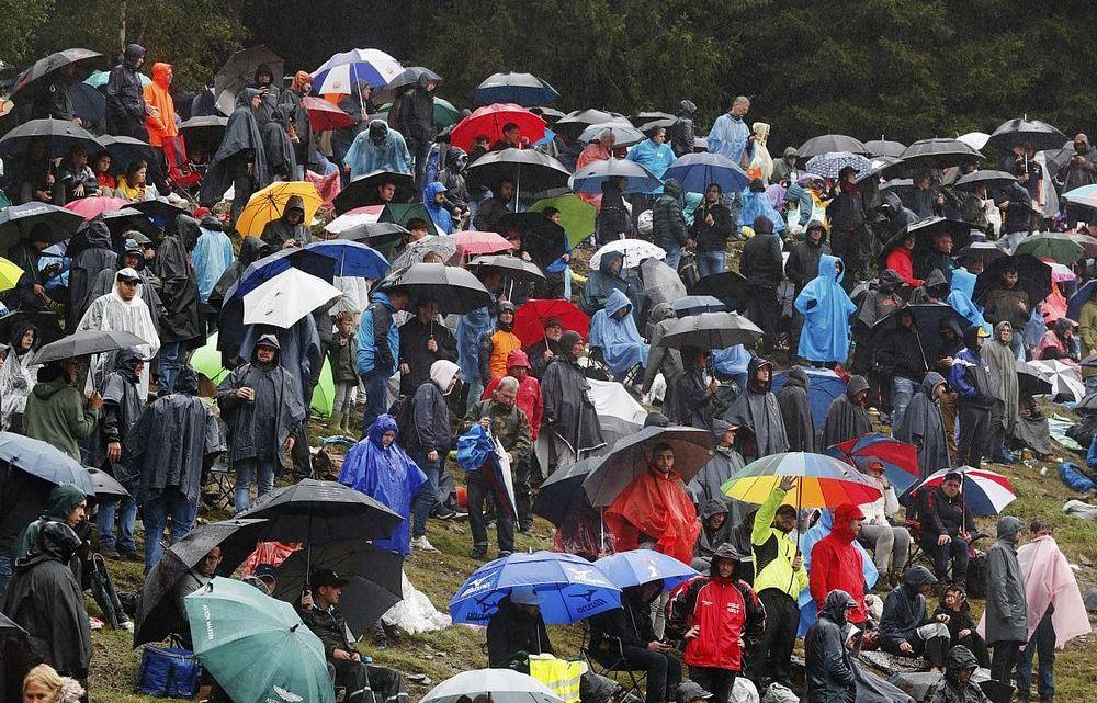 Il vero vincitore del Gran Premio di Spa è il pubblico sulle tribune