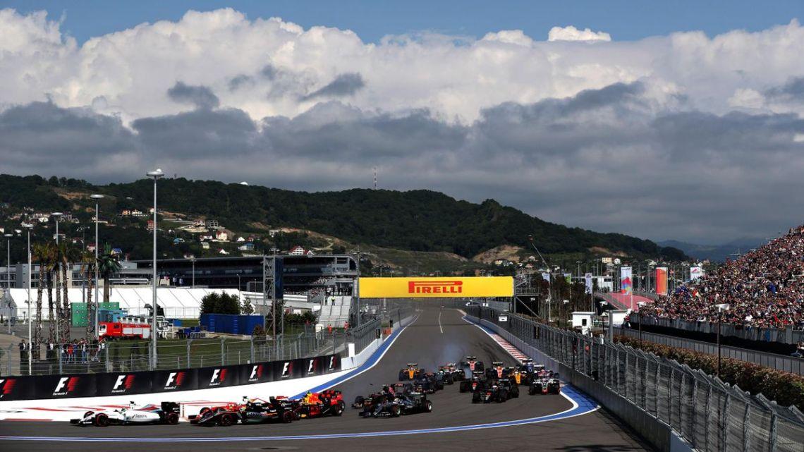 Un giro di pista: l'Autodromo di Sochi (Gran Premio di Russia)