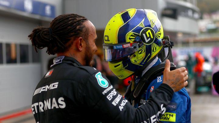 L'analisi degli ultimi sei giri del Gran Premio di Russia.