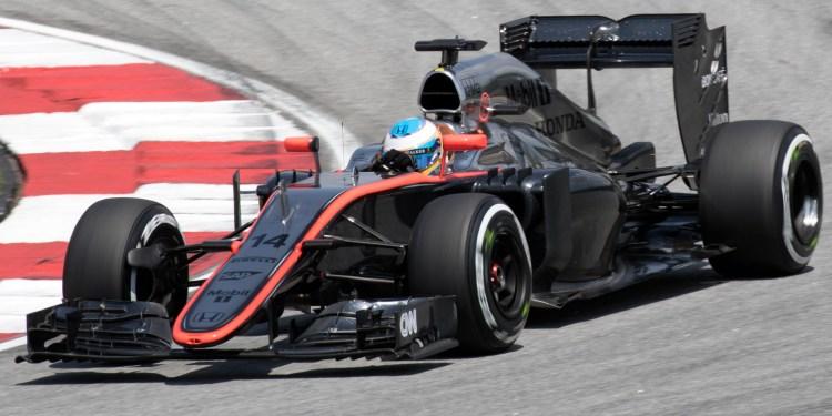 McLaren Honda 2014