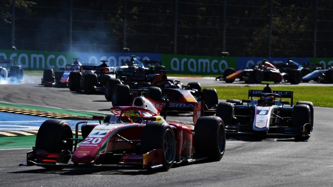 F2 | Gran Premio d'Italia 2021 – Preview e orari