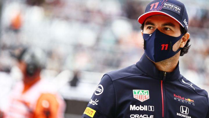 Pérez e l'errore che gli è costato il podio del Gran Premio di Russia.