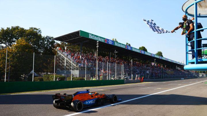 Il Gran Premio d'Italia in numeri: 3213 giorni dopo.
